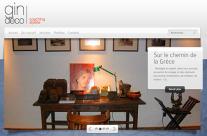 Site Web gindeco.com