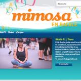 site Web de Mimosatv.ca