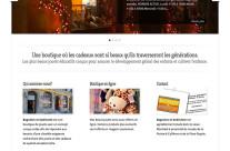 Site Web bagnolesetbobinette.com