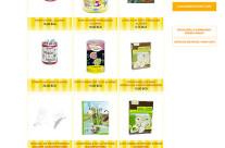 Personnalisation boutique en ligne