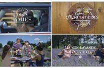 La maison Lavande / Supers pour pubTV
