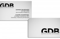 GDB // Cartes d'affaires