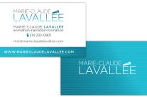 MCL // cartes d'affaires et logo