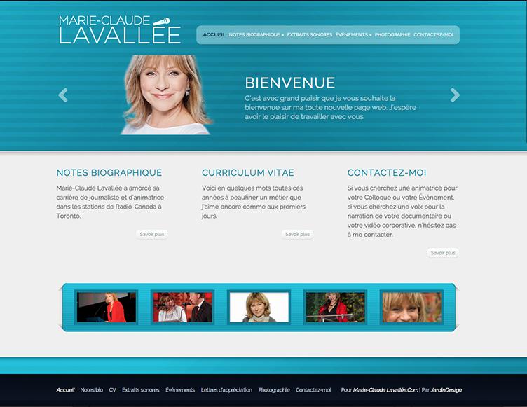 MCL // site Web