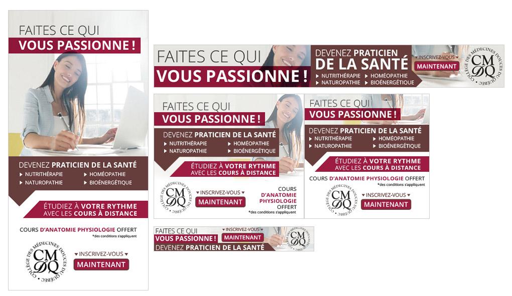 CMDQ campagne Web